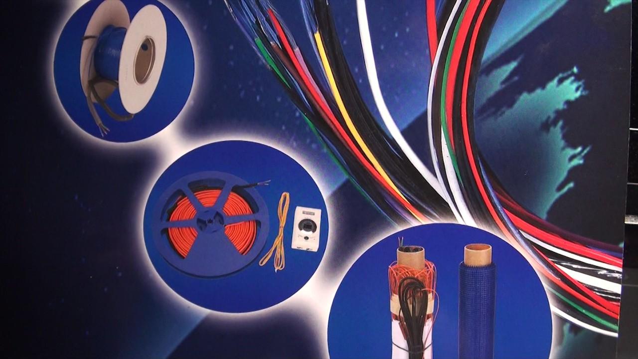 특수내열전선 및 히팅케이블업계 선두주자  보성실리콘(주)