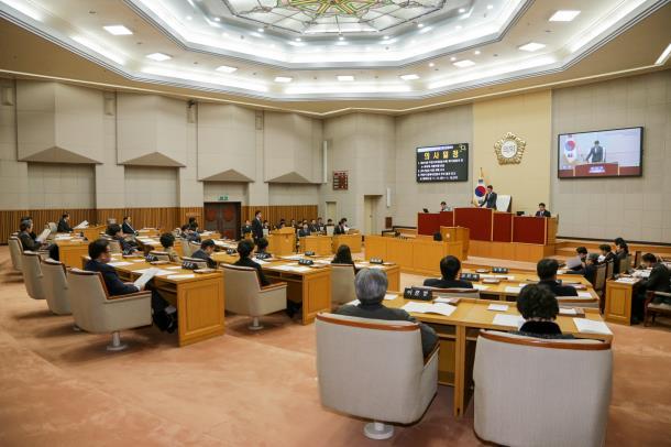 부천시의회 2017년 새해 의정 계획
