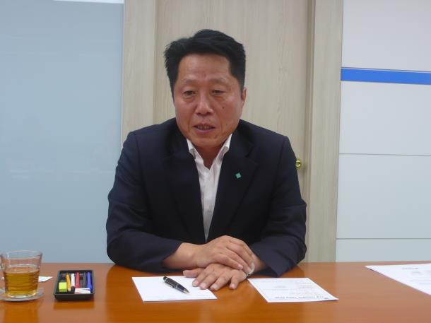 인터뷰/장덕천 부천시장