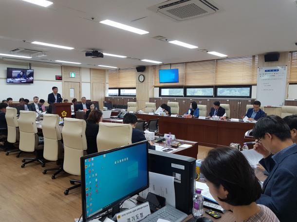 노동과 인권이 존중받는 경기도 특별위원회, 주요업무 추진계획 보고받아