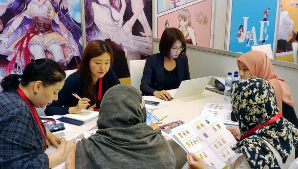 인도네시아 한류 열풍, 한국 웹툰이 이어간다