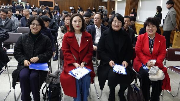 장덕천 부천시장, 새해 시정설명회로 시민 소통 시작