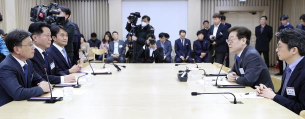 경기도, 광역급행철도(GTX) D노선 추진 위해 부천·김포·하남시와 공동 협력키로